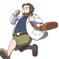 オダマキ博士